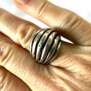 Jewelry - Sterling Silver Statement Ring